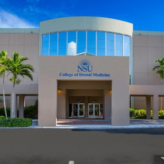 Nova Southeastern University dental school building